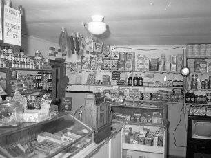 Stoner's Grocery Store Rt. 9G N. G'town 1958 (2)