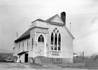 G'town American Legion Hall 1964 (1)