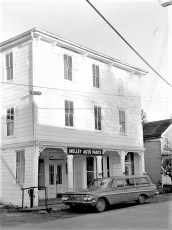 Odd Fellows Building G'town 1962
