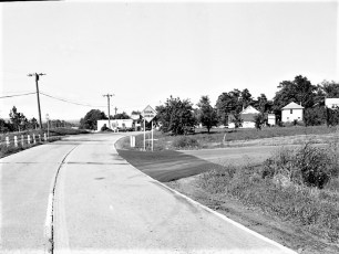 Route 9G road scenes G'town 1969 (3)