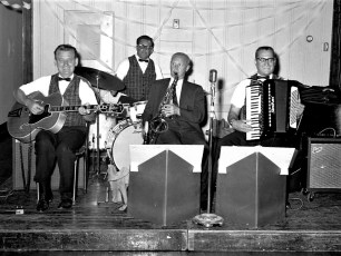 The Ralph DiGiuseppe Band G'town 1967