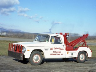 Al's Auto Repair wreaker G'town 1972