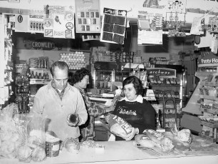 Central Market Prop. Bruno, Marie & Lee Filiberti G'town 1977