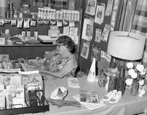 Ethel Fraleigh Arts & Crafts Store G'town 1971