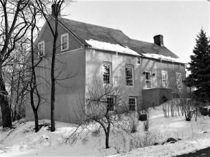 First Reformed Church Parsonage G'town 1974 (1)