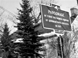 First Reformed Church Parsonage G'town 1974 (2)
