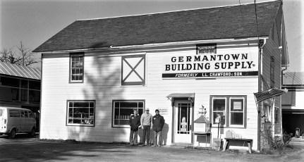 Germantown Building Supply Robert Drennon 1974