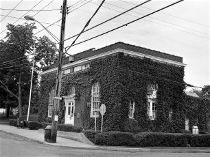 Germantown Telephone Co. Building Main St. G'town 1975