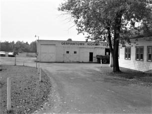 G'town Highway Dept Main Street 1973
