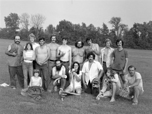 G'town Sunday Softball 1975