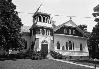 Methodist Church G'town 1973