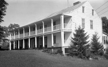 Old Rockefeller home G'town 1970
