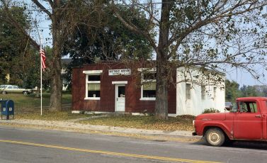 Post Office G'town 1973