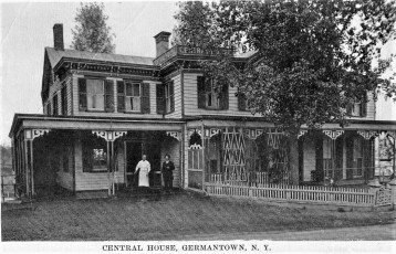 Central House G'town (Post Card)