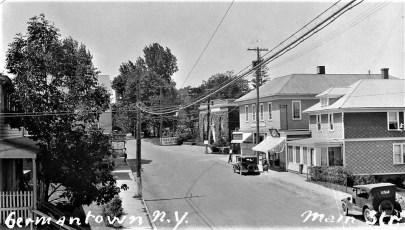 Main St. G'town (Post Card) (2)