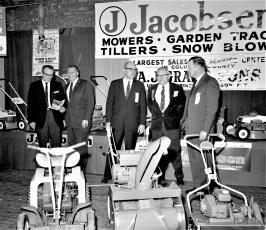 A.J. Grab's Display at Armory Expo Hudson 1964 (1)