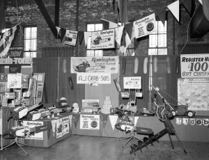 A.J. Grab's Display at Armory Expo Hudson 1964 (2)