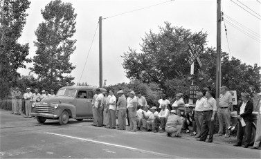 Atlas Cement Plant Strike Greenport 1957 (2)