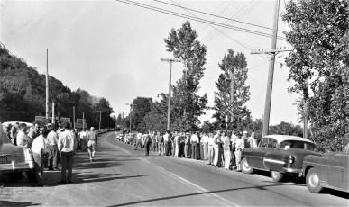 Atlas Cement Plant Strike Greenport 1957 (5)