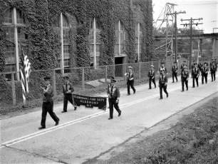 Greenport NY Fireman's Parade 1951 (17)