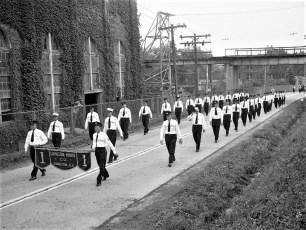 Greenport NY Fireman's Parade 1951 (19)