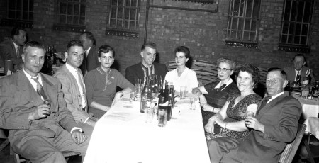 Greenport Rescue Sq. Dance at the Armory Mary Meacher & Alice Horneing Co-Chairs 1956 (10)