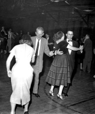 Greenport Rescue Sq. Dance at the Armory Mary Meacher & Alice Horneing Co-Chairs 1956 (4)