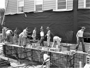 Greenport Rescue Sq. construct 1960 (2)