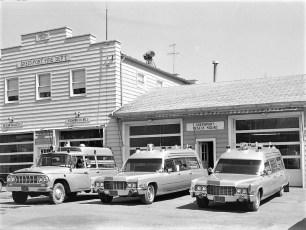 Greenport Rescue Squad 1973