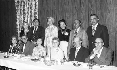 Greenport Rescue Squad Annual Banquet 1976