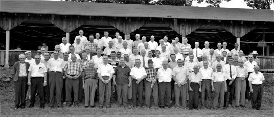 Lone Star Cement Staff 1963