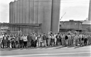 Lone Star Cement Strike Rt. 23 Greenport 1957 (1)