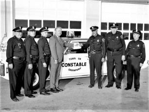 New Constable Patrol Car Greenport 1969