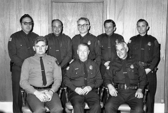 Town of Greenport Constables 1971