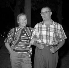 Ben & Betty Bartolotta's Lawn Party 1956 (4)