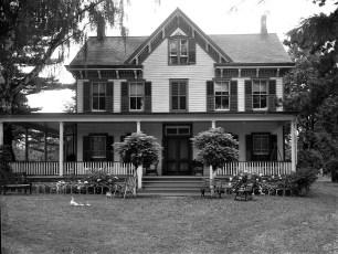 Delmar Camp Linlithgo NY 1950 (2)