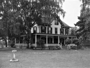 Delmar Camp Linlithgo NY 1950