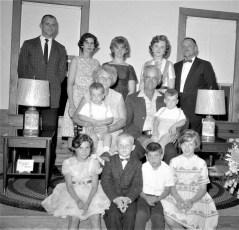Elias & Lena Lynk's 40th Anniversary 1963 (2)