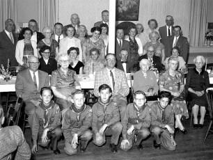Livingston Grange Annual Banquet 1959