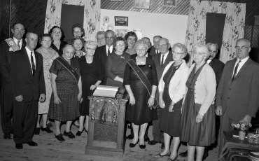 Livingston Grange Members 1965