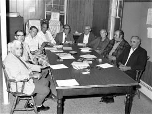 Livingston Republican Committee Meeting 1975
