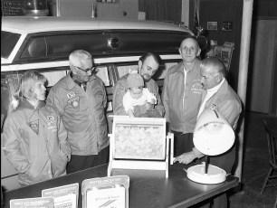 So. Columbia Ambulance Squad Open House Livingston 1973