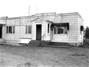 Stan & Ann's Grocery & Deli Rt 9 Livingston 1959 (1)
