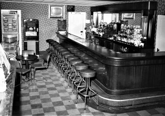 Hotel Regis Restaurant Rt. 9 Red Hook 1956 (2)