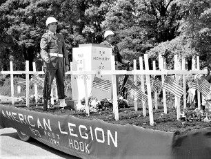 Memorial Day Parade Red Hook 1958 (2)