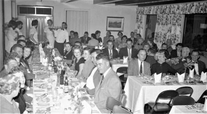 Red Hook Am. Legion Dinner at Red Hook Hotel 1957 (2)