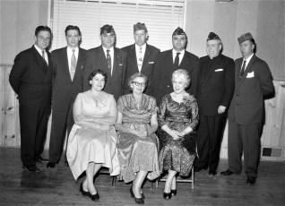 Red Hook American Legion Post dinner meeting 1956 (1)