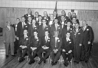 Red Hook Elks new members 1966