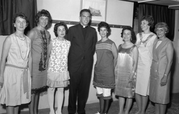 St. Christopher's Rosary Society Red Hook 1965