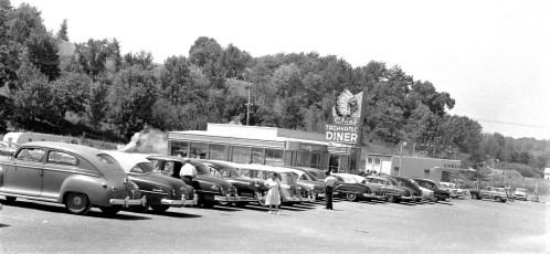 Burt Coons Chief Taghkanic Diner Rt. 82 Taghkanic 1955 (2)